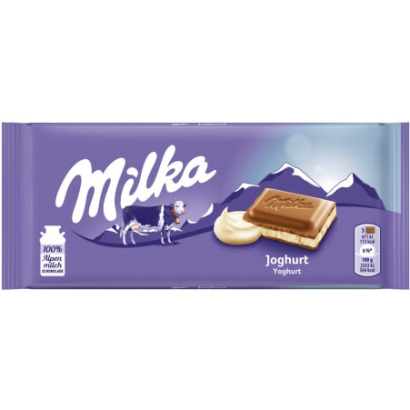 MILKA Schokolade Joghurt 100 gr