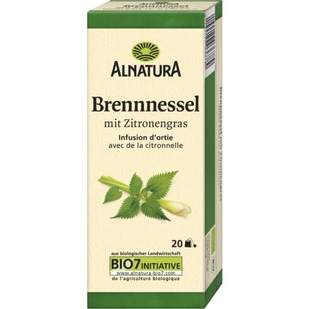 Alnatura Bio Brennessel Tee mit Zitronengras