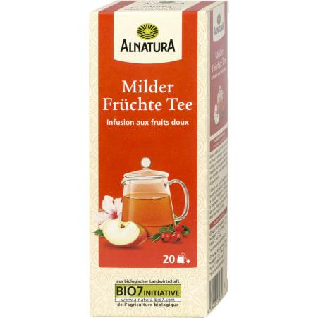 Alnatura Bio Milder Früchte Tee