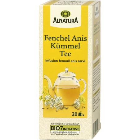 Alnatura Bio Fenchel-Anis-Kümmel