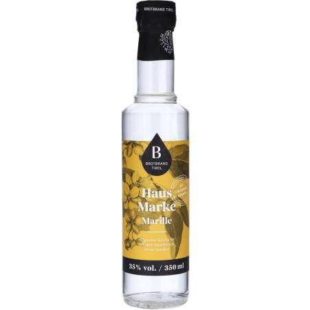 Therese Mölk Brotbrand Tirol Hausmarke Marille 35% 0,35 Liter