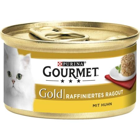 PURINA Gourmet Gold Raffiniertes Ragout Huhn
