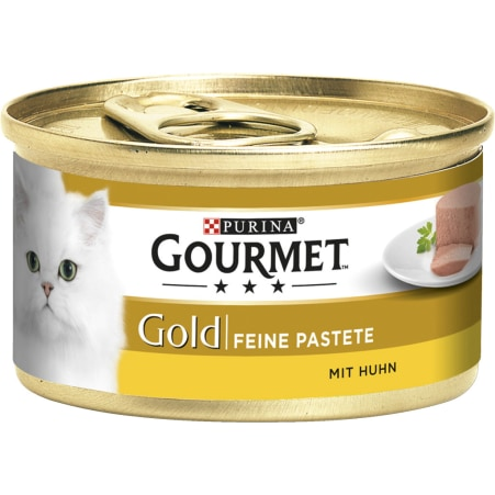 PURINA Gourmet Gold Pastete Huhn