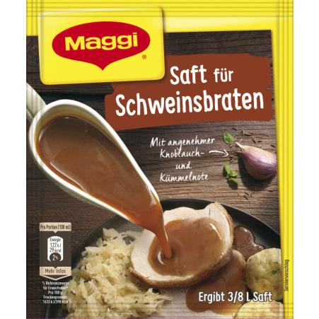MAGGI Gourmet Sauce Schweinsbraten