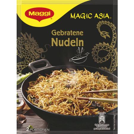 MAGGI Asia Snack Gebratene Nudeln Gemüse