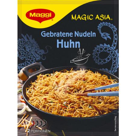 MAGGI Asia Snack Gebratene Nudeln Huhn