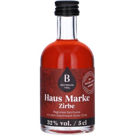 Therese Mölk Brotbrand Tirol Hausmarke Zirbe 32% 0,05 Liter