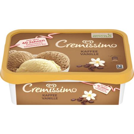 Cremissimo Kaffee-Vanille