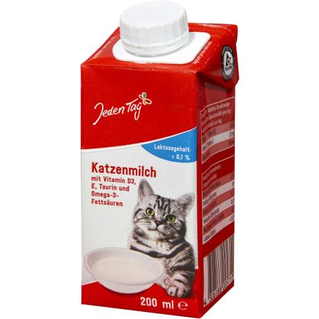Jeden Tag Katzenmilch
