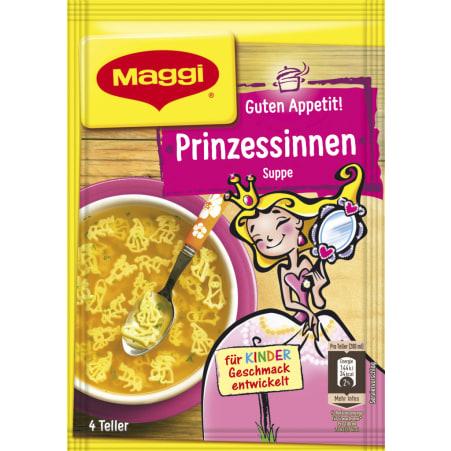 MAGGI Guten Appetit Prinzessinnensuppe