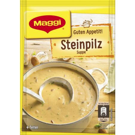 MAGGI Guten Appetit Steinpilzsuppe