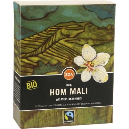 EZA Bio Hom Mali Reis weiß