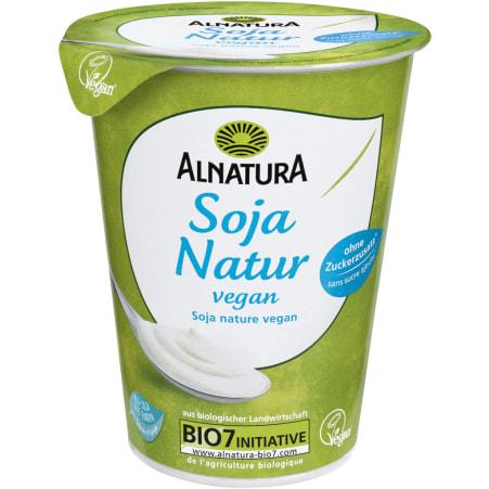 Alnatura Bio Joghurt Soja Natur