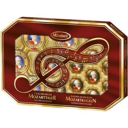 MIRABELL Mozart Geschenkpackung