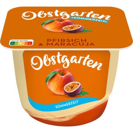 Danone Obstgarten Pfirsich-Maracuja
