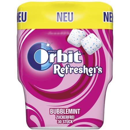 ORBIT Refreshers Bubblemint Bottle