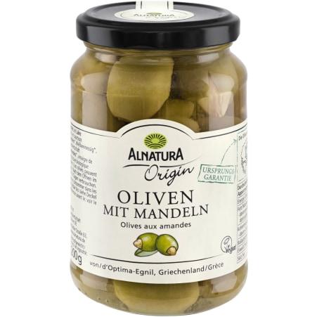 Alnatura Bio Oliven mit Mandeln