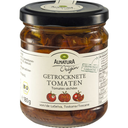 Alnatura Bio Origin Getrocknete Tomaten