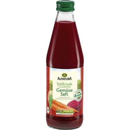 Alnatura Bio Gemüse Saft feldfrisch