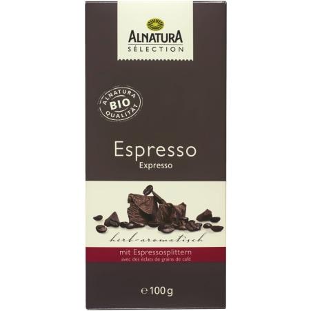 Alnatura Bio Selection Espresso Schokolade
