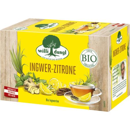 DUNGL Bio Ingwer-Zitrone