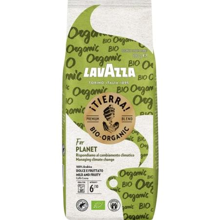 Lavazza Tierra Organic Bohne