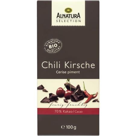 Alnatura Bio Selection Chili Kirsch Schokolade