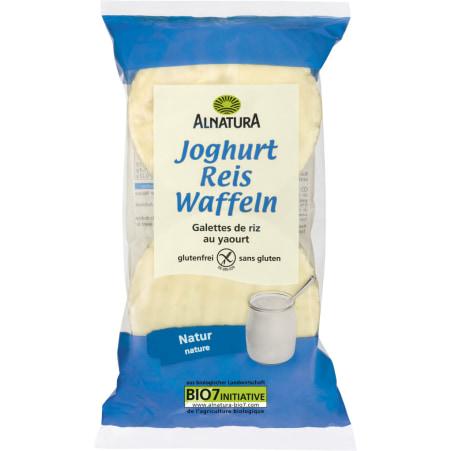 Alnatura Bio Joghurt Reiswaffeln