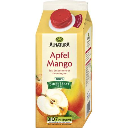 Alnatura Bio Apfel Mango Saft