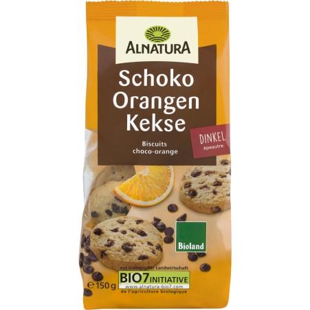Alnatura Bio Schoko Orangen Kekse