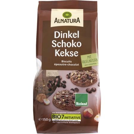 Alnatura Bio Dinkel Schoko Kekse