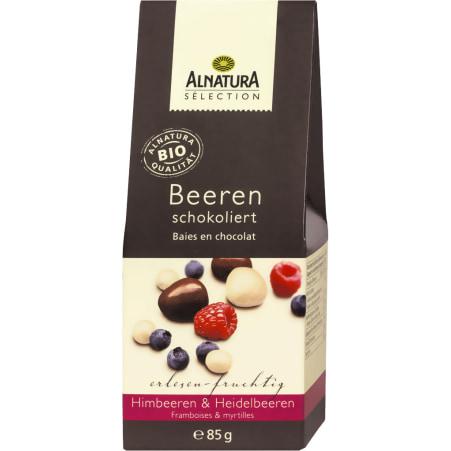 Alnatura Bio Selection Beeren schokoliert