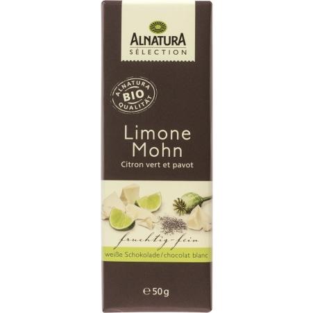 Alnatura Bio Selection Limone Mohn Schokolade