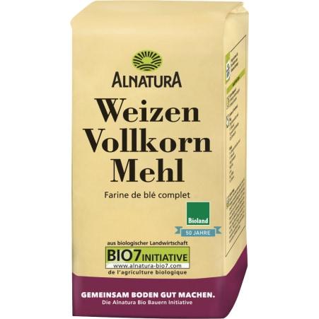 Alnatura Bio Weizenvollkornmehl