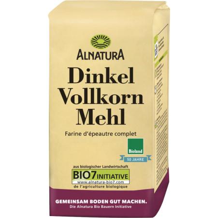 Alnatura Bio Dinkel Vollkornmehl