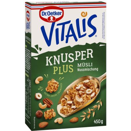 Dr. Oetker Vitalis Knusperplus Nussmischung