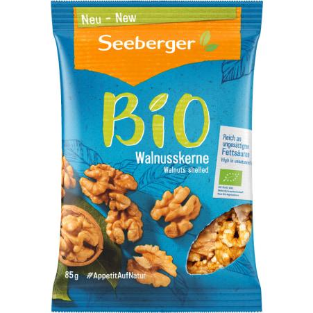 Seeberger Bio Walnusskerne