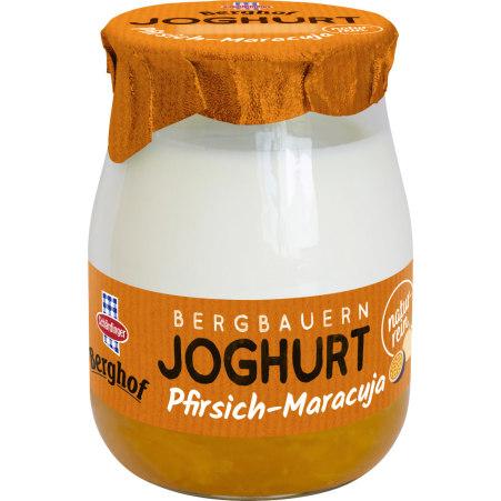 Schärdinger Bergbauern Joghurt Pfirsich-Maracuja