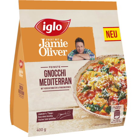 Iglo Jamie Oliver Gnocchi Mediterran