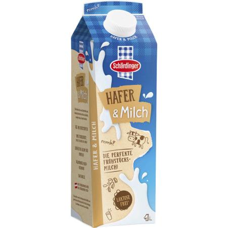 Schärdinger Hafer & Milch 1,8%