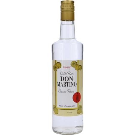 Don Martino  Weißer Rum 37,5%