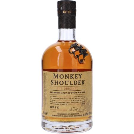 Monkey Shoulder Scotch Whisky 40%