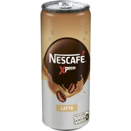 NESCAFE Xpress Cafe Latte 0,25 Liter