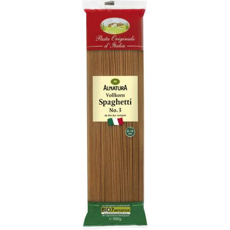 Alnatura Bio Spaghetti Vollkorn