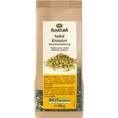 Alnatura Bio Salatkräuter Gewürzmischung