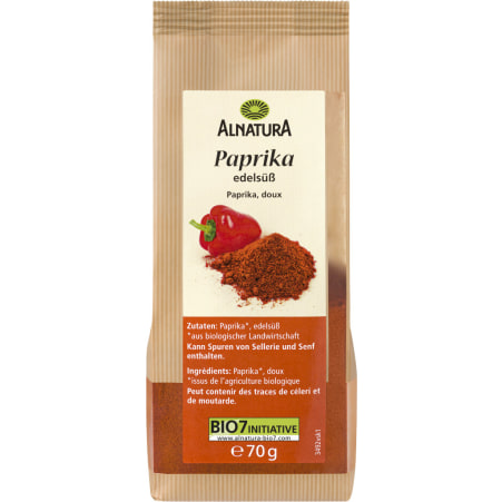 Alnatura Bio Paprika edelsüß