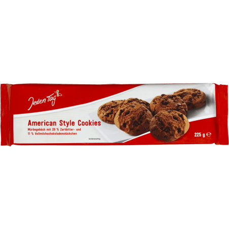 Jeden Tag American Style Cookies