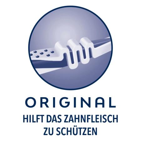 Dr.BEST Zahnbürste Original mittel 2+1