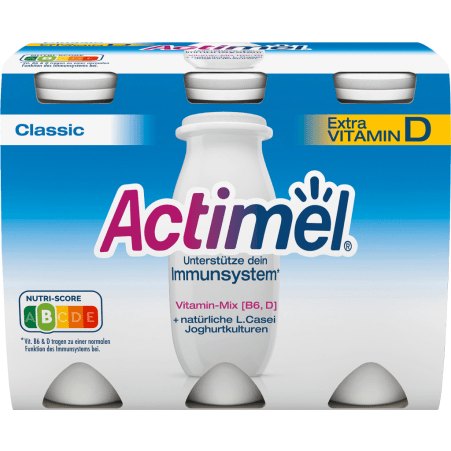 Danone Actimel Natur 6er-Packung