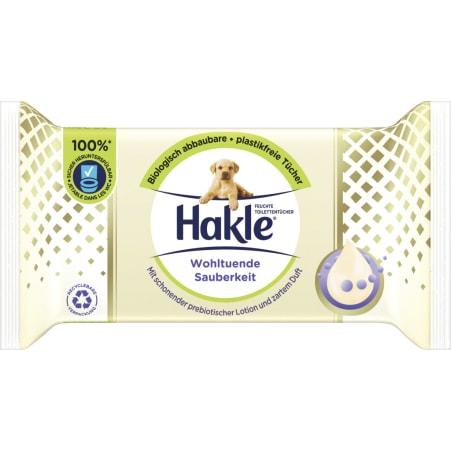 Hakle Toilettenpapier feucht wohltuend